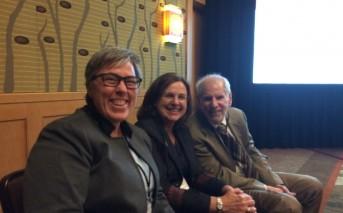 Katie Hern, Gail Mellow, and Uri Treisman